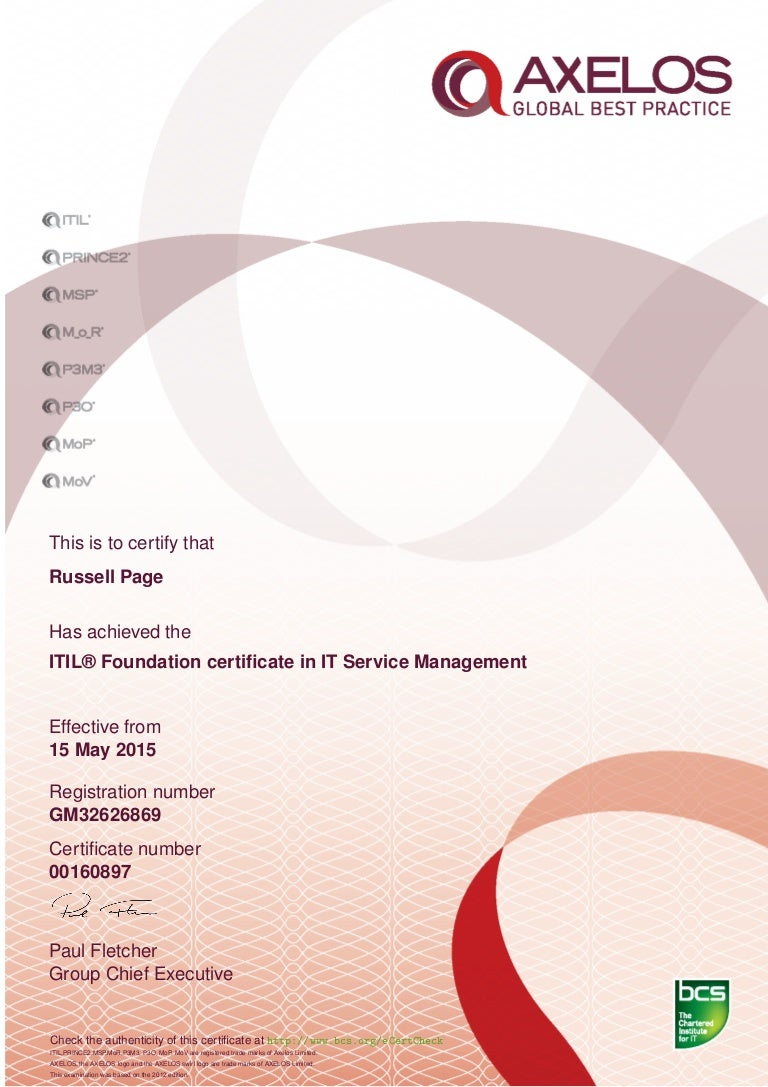 Itil 2011 foundation in it service management xflitez Gallery