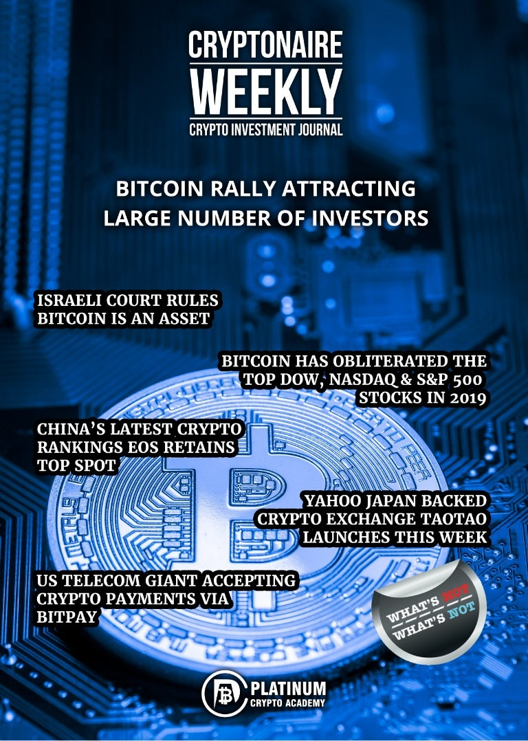 top cryptocurrency to invest in may