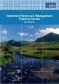 29. Integrated Catchment Management - Exercises Part 2