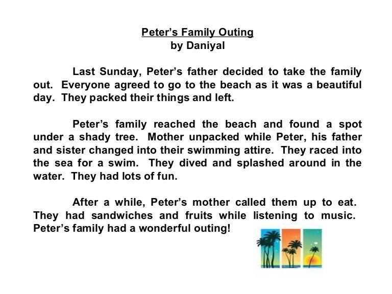 Best holiday essay