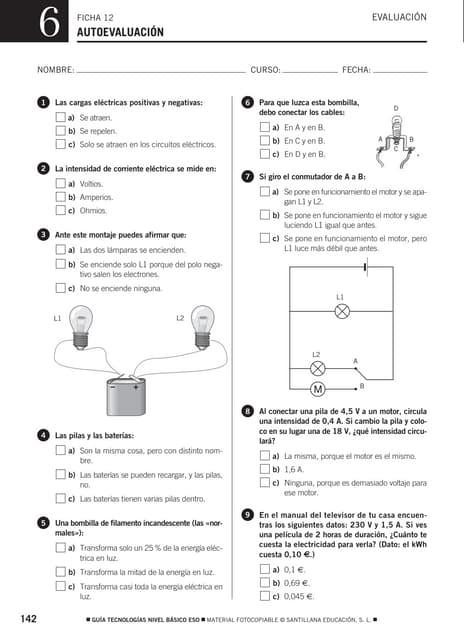 2ºbil teoria electricidad