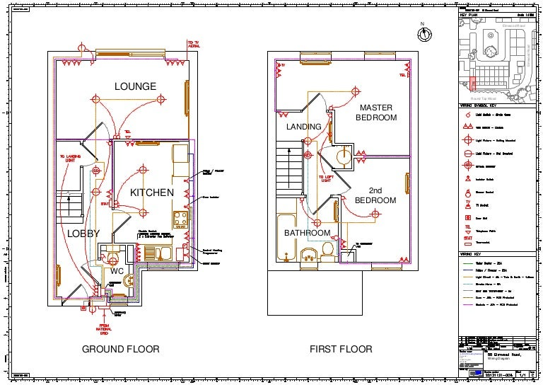 house wiring diagram rh slideshare net