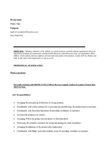 New Resume _Nov 2014
