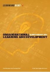 White Paper - Organisational-learning-and-development-client-survey
