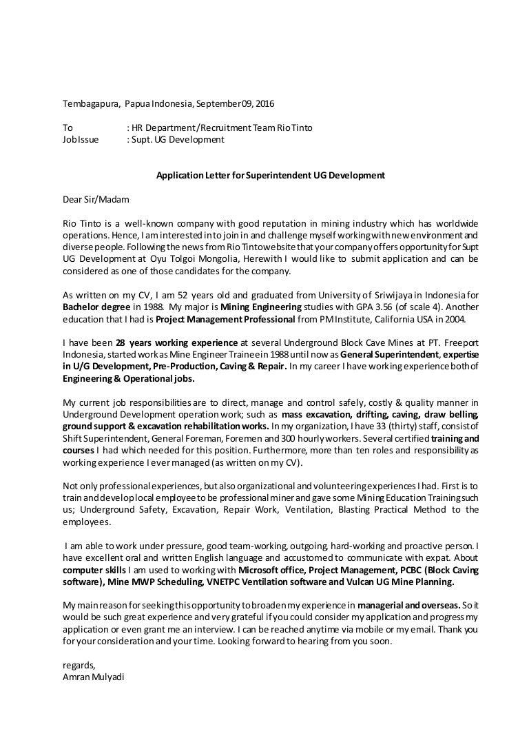 Cover letter_Amran Mulyadi