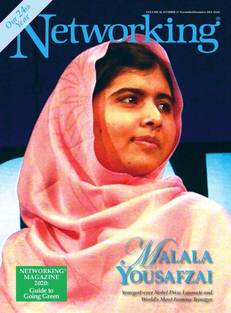 Malala Yousafzai Cover Story