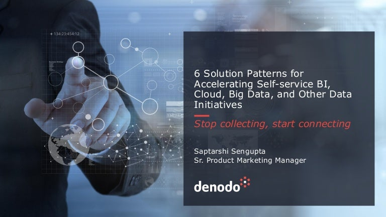 6 Solution Patterns for Accelerating Self-Service BI, Cloud