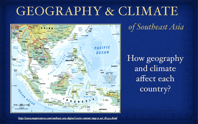 Geography and climate of southeast asia gumiabroncs Images