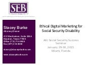 Digital Marketing for Social Security Disability Cases