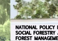 National policy for enhancing social forestry access and forest management
