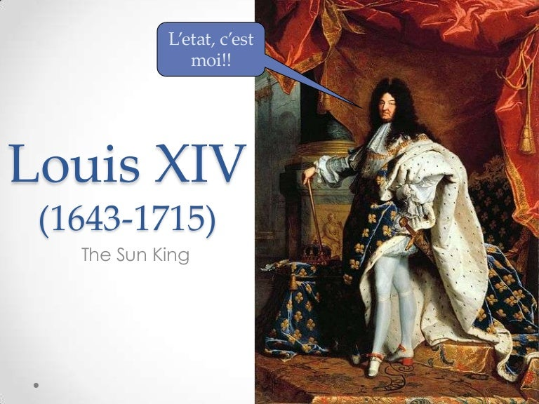 king louis xiv essay Here then is a student's essay on the french king and a different future rated: fiction k - english what if louis xiv had a backbone and stood up for his people.