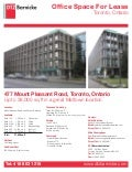 2 mid 2 may Toronto Commercial real estate