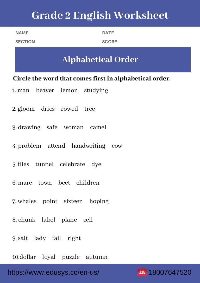 2nd grade english grammar worksheet free pdf. Black Bedroom Furniture Sets. Home Design Ideas
