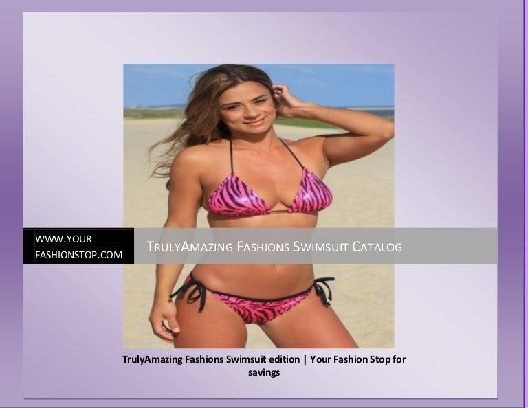 ce007115481eba 2pc Swimwear Truly Amazing Fashions