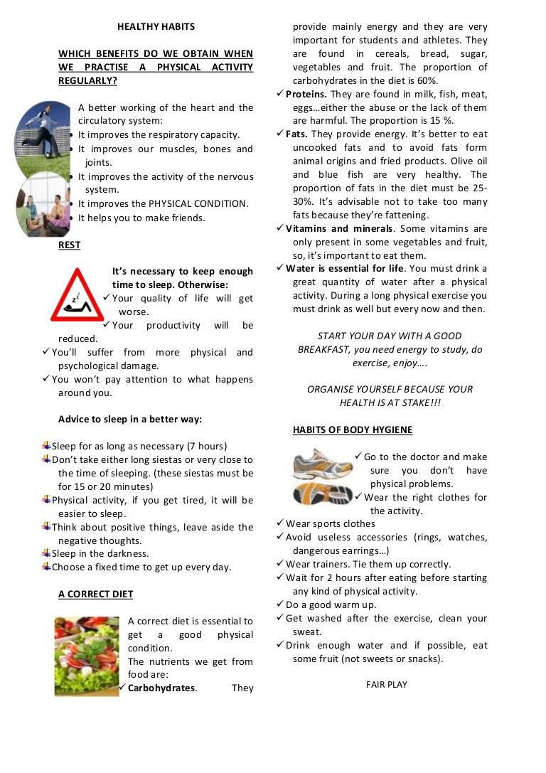 Uncategorized Sleep Hygiene Worksheet worksheet healthy habits