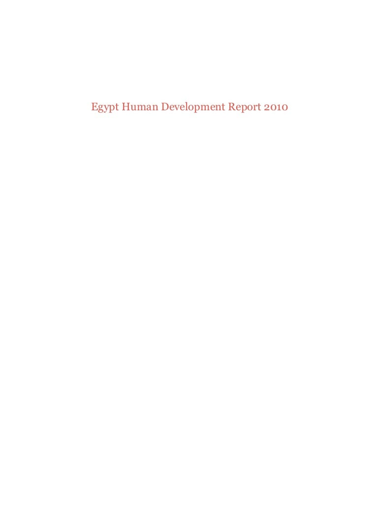 Egypt Human Development Report Youth In Building Our Futur Instructional Pamphlet On Sailing Forums Off Topic Forum