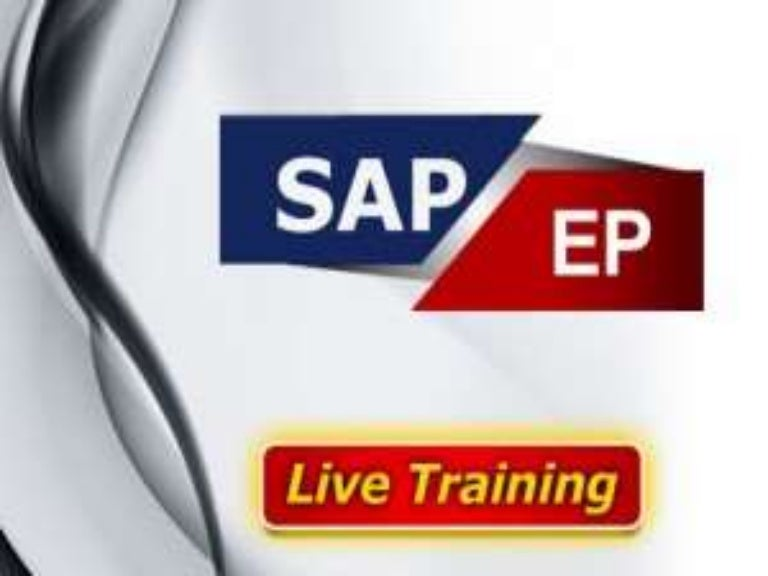 one of the best sap ep online training in usa