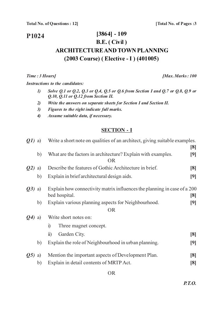 Pune University Question Paper All Branches Figno1 Simple Wiring Diagram For A Residential Building
