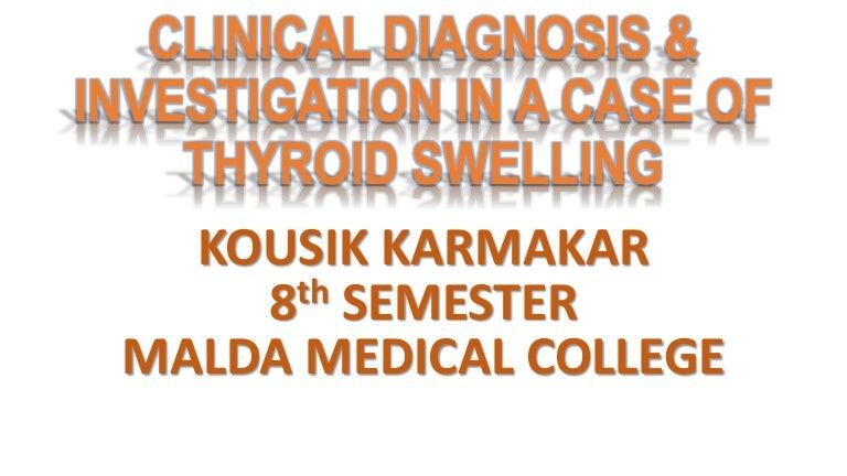 3 clinical diagnosis &