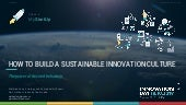 Building an innovation culture, steering individual and team behavior (by Möbius Business Redesign)