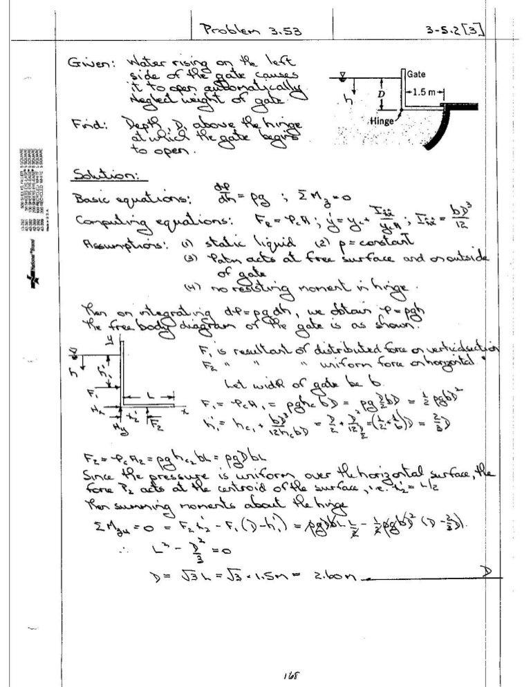 FUNDAMENTALS OF FLUID MECHANICS 7TH EDITION SOLUTION MANUAL PDF