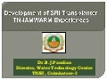 1414 - Development of SRI Transplanter - TN-IAMWARM Experiences