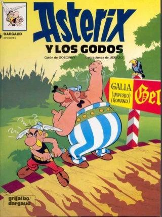3 asterix y los godos (1963)