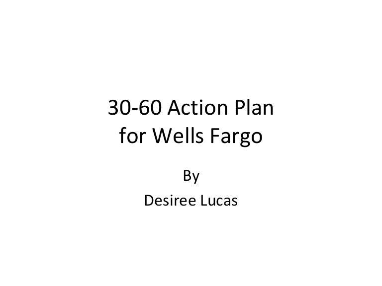 30 60 Action Plan