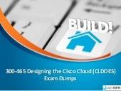 CCNP 300-475 CLDACI Exam - Designing the Cisco Cloud