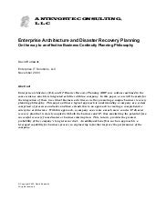 Enterprise_Architecture_and_Disaster_Recovery_Planning