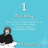 30 Days of Betsy Plank