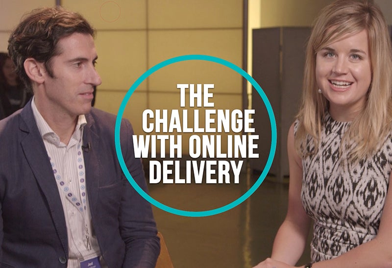 The Challenge With Online Delivery