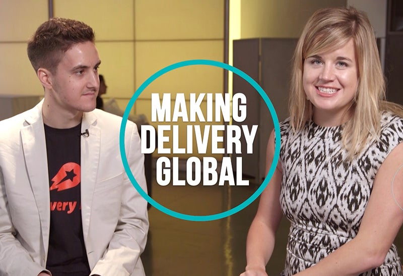 Making Delivery Global