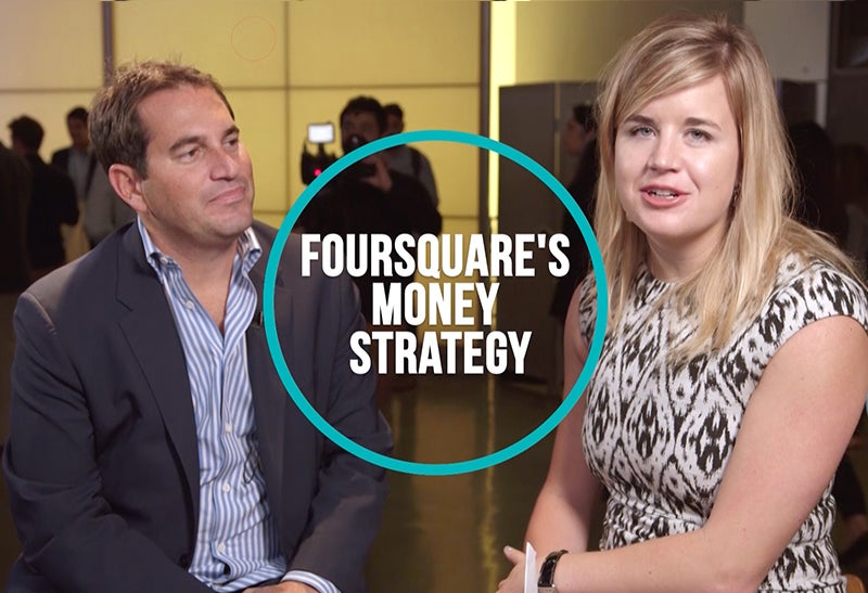 Foursquare's Money Strategy