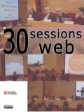 30 sessions web. Síntesis