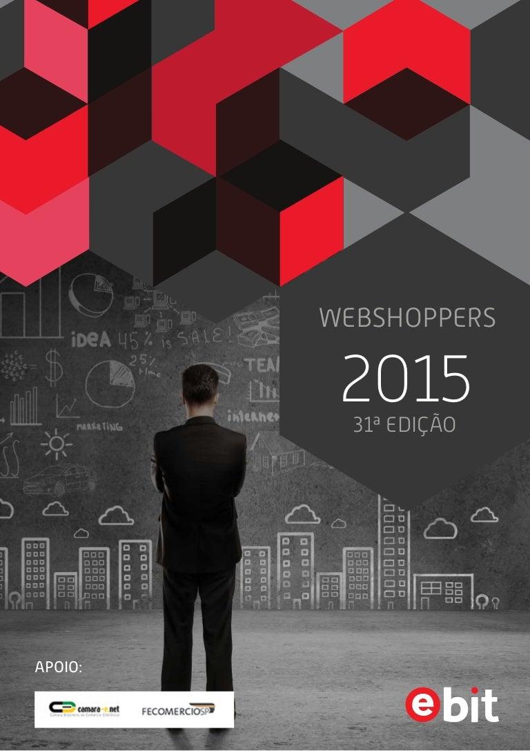 Relatório Webshoppers Ebit