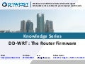 DD-WRT Router Firmware (31West Knowledge Series)