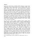 Biomedical waste management dissertation