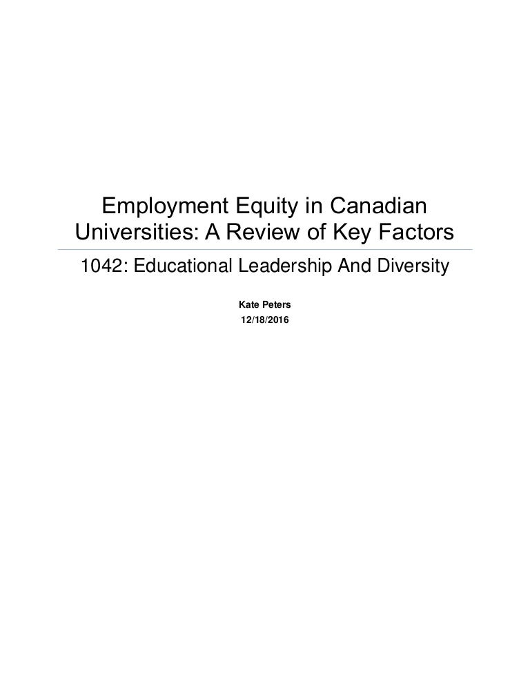 section 20 of employment equity act