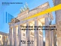EY Human Capital Conference 2012: the global employment tax landscape