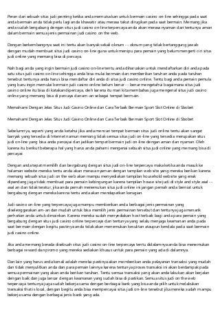 Pro dan Kontra dari judi slot online indonesia