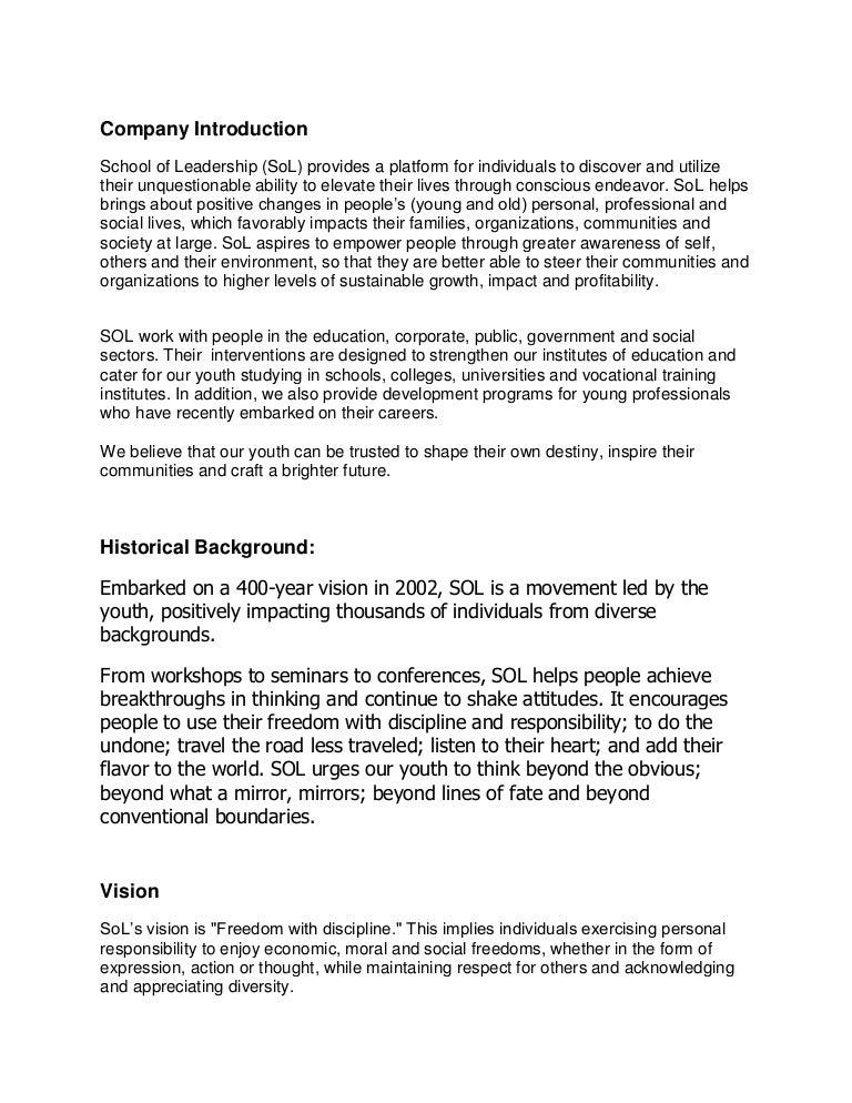 Research on SOL ( University of Karachi Presentation )