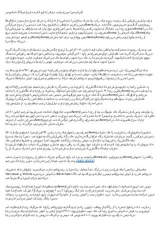 كوله پشتي ايراني