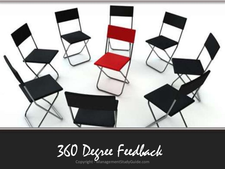 360 Degree Feedback Ppt