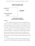 Sample motion for judgment notwithstanding the verdict for california