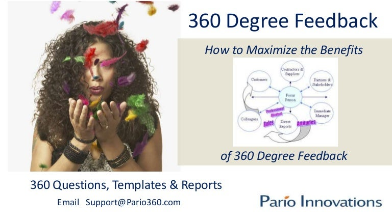 360 Degree Feedback Questionnaire Design | 360 Degree Feedback Sample…