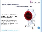 Bilipod 360 Intensive LED Phototherapy Unit