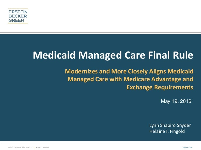 Ppt managed care 102 serves as an overview of today's behavioral.