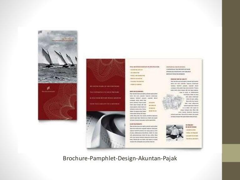36 Contoh Desain Pamflet Dan Brosur Jasa Keuangan Finansial Dan Inves