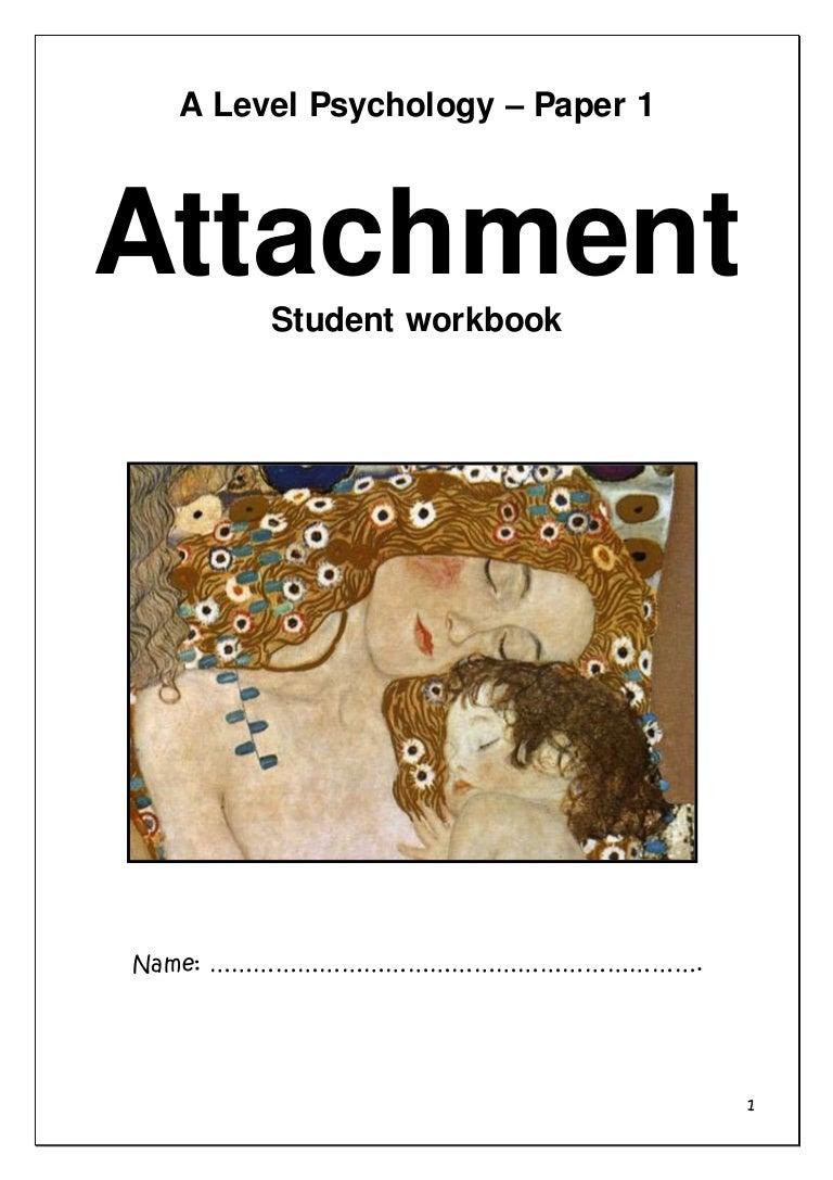Workbooks psychology workbook : File